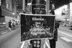 The nominating committee who will elect the Chief Executive is made up of Beijing loyalists and local vested interest groups. How can HongKongers stay silent? CreativeCommons/Trey Menefee